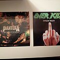 Pantera - Other Collectable - Pantera & Overkill - Bootleg stickers