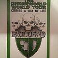 Evil Dead - Other Collectable - Evil Dead - The Underworld World Tour sticker
