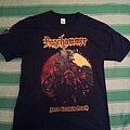 Ragehammer - TShirt or Longsleeve - Ragehammer - Into Certain Death tshirt