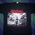 Sepultura - TShirt or Longsleeve - Sepultura - Tour shirt '92