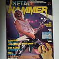 Scorpions - Other Collectable - Metal Hammer France #1 (December 1988)