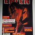 Enfer Magazine - Other Collectable - Enfer Magazine #46 (March 1987)