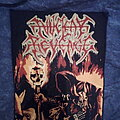 Nuclear Revenge - Patch - Nuclear Revenge - Dawn of the Primitive Age backpatch & tape