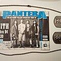 Pantera - Other Collectable - Pantera Dog Tags + Concert Ticket