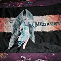 """Other Collectable - Megadeth """"United Abominations"""" Flag"""