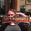 Bolt Thrower camo patch