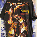 Manowar - TShirt or Longsleeve - ManOWar - Hell on Stage All over Print Shirt XL