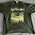 Satyricon - TShirt or Longsleeve - Satyricon Pesten Shirt XL (No Backprint)