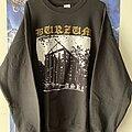 Burzum - TShirt or Longsleeve - Burzum - Aske Gold Logo Sweater XL