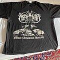 Marduk - TShirt or Longsleeve - Marduk - Panzer Division Marduk Shirt XL