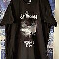 Satyricon - TShirt or Longsleeve - Satyricon - Pesten 1349 Shirt XL