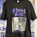 Mortuary Drape - TShirt or Longsleeve - Mortuary Drape - All the Witches Dance Shirt XL
