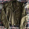 None - Battle Jacket - Leather Jacket XL