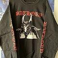 Bathory - TShirt or Longsleeve - Bathory - Goat s/t 1984 Sweater XL