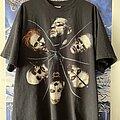 Rammstein - TShirt or Longsleeve - Rammstein - Sehnsucht Tour Shirt 97' XL