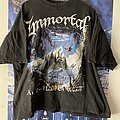 Immortal - TShirt or Longsleeve - Immortal - At the heart of Winter Shirt XL
