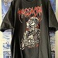 Massacra - TShirt or Longsleeve - Massacra - Only Killing is tougher Shirt XL