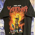 Manowar - TShirt or Longsleeve - ManOWar - Kings of Metal Shirt XL