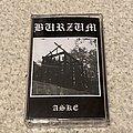Burzum - Tape / Vinyl / CD / Recording etc - Burzum - Aske MC