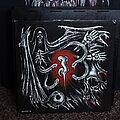 Inquisition - Tape / Vinyl / CD / Recording etc - Nefarious Dismal Orations - autographed vinyl