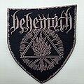 Behemoth - Patch - Behemoth Furor Divinus Embroidered Patch