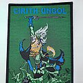 Cirith Ungol - Patch - Cirith Ungol Frost and Fire Woven Patch
