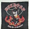 Bathory - Patch - Bathory Enter the Eternal Fire Woven Patch