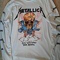 Metallica - TShirt or Longsleeve - Metallica Soon You'll Please their Appetite Longsleeve