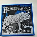 Deströyer 666 - Patch - Destroyer 666 Unchain the Wolves Woven Patch