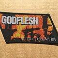 Godflesh - Patch - Godflesh Streetcleaner