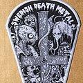 Swedish Death Metal - Patch - Swedish Death Metal patch