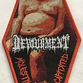 Devourment - Patch - Devourment Molesting the Decapitated