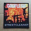 Godflesh - Patch - Godflesh Streetcleaner