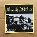 Death Strike - Patch - Death Strike Fucking Death