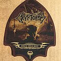 Cryptopsy - Patch - Cryptopsy Once Was Not