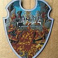 Cianide - Patch - Cianide A Descent Into Hell