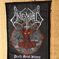 Unleashed - Patch - Unleashed Death Metal Victory
