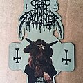 Nunslaughter - Patch - Nunslaughter Hell's Unholy Fire