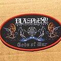 Blasphemy - Patch - Blasphemy Gods Of War