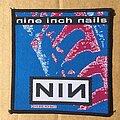 Nine Inch Nails - Patch - Nine Inch Nails Pretty Hate Machine
