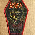 Slayer - Patch - Slayer Seasons In The Abyss