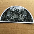 Crypt Of Kerberos - Patch - Crypt Of Kerberos Cyclone Of Insanity