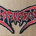 Dismember - Patch - Dismember back shape