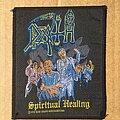 Death - Patch - Death Spiritual Healing