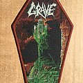 Grave - Patch - Grave Into The Grave