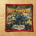 Bolt Thrower - Patch - Bolt Thrower Realm Of Chaos
