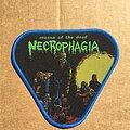 Necrophagia - Patch - Necrophagia Season Of The Dead