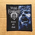 Vital Remains - Patch - Vital Remains Icons Of Evil