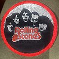 Rolling Stones - Patch - Rolling Stones old patch