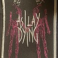 As I Lay Dying - Patch - As I Lay Dying 2010 Embroidered patch